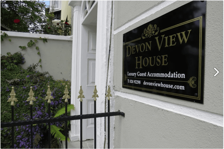Devon view house