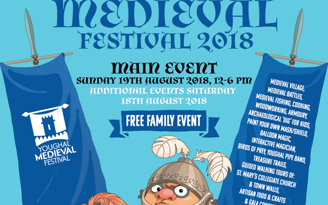 Youghal Medieval Festival 2018