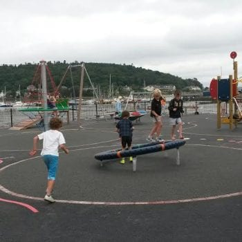 Crosshaven Playground - Ring of Cork