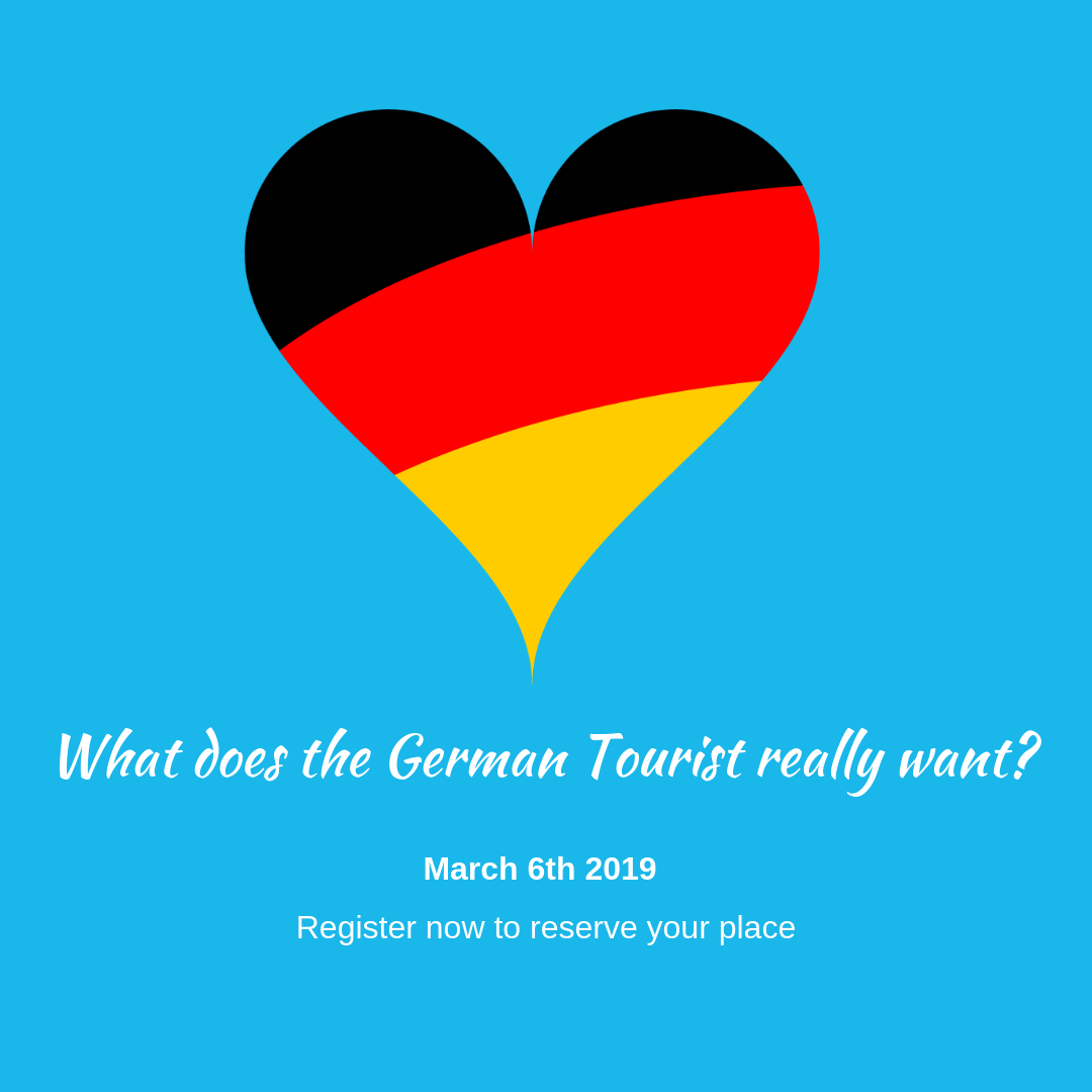 What does the German Tourist Really want Training session | www.ringofcork.ie | Ring of Cork