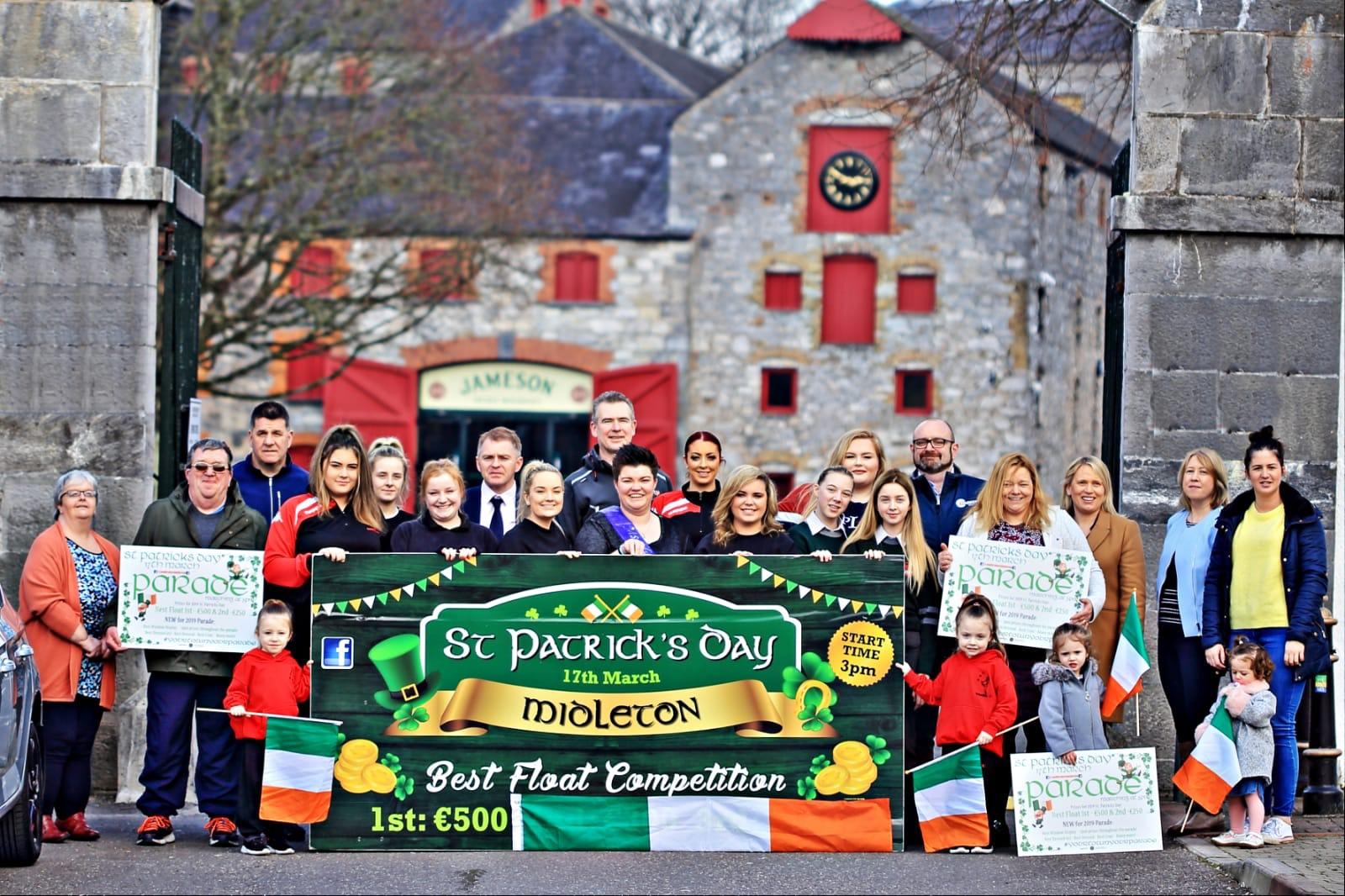 2019 Midleton St Patricks Day Parade - Ring of Cork