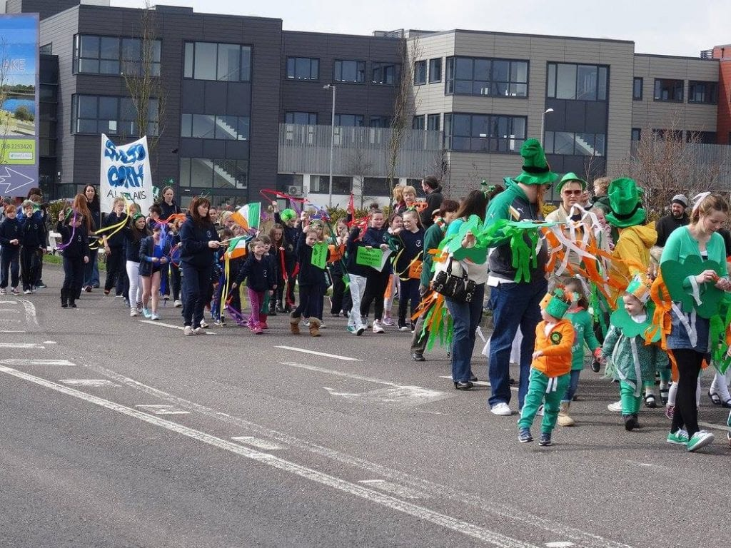 Carrigtwohill Saint Patrick's Day Parade | www.ringofcork.ie | Ring of Cork