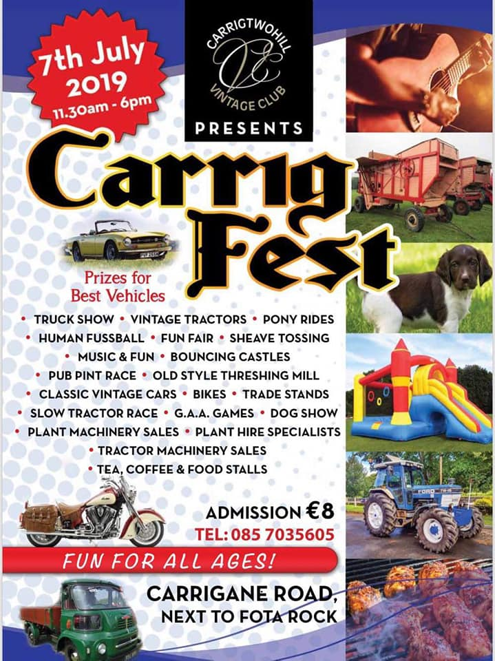 Carrig Fest - Ring of Cork