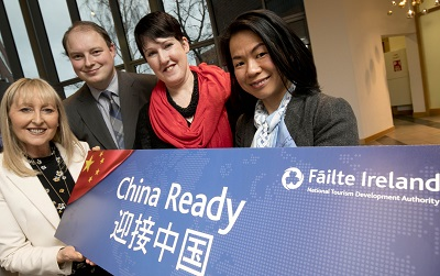 China Fáilte - Cork - Preparing for the Chinese Market - Ring of Cork