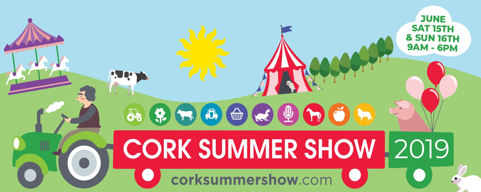 Cork Summer Show 2019 | www.ringofcork.ie | Ring of Cork