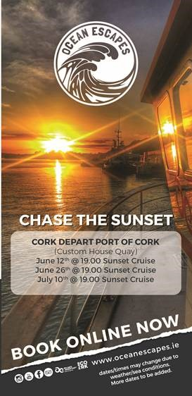 Chase the Sunset with Ocean Escapes - Ring of Cork