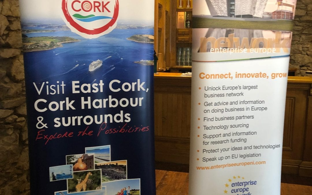 Ring of Cork meets Seamus Heaney Tourism Group