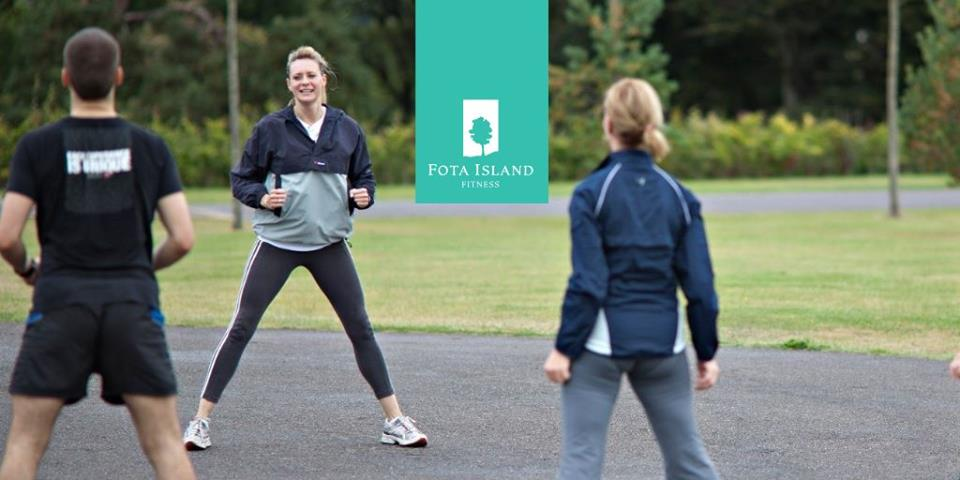 Fota Fitness Mega Bootcamp - Ring of Cork