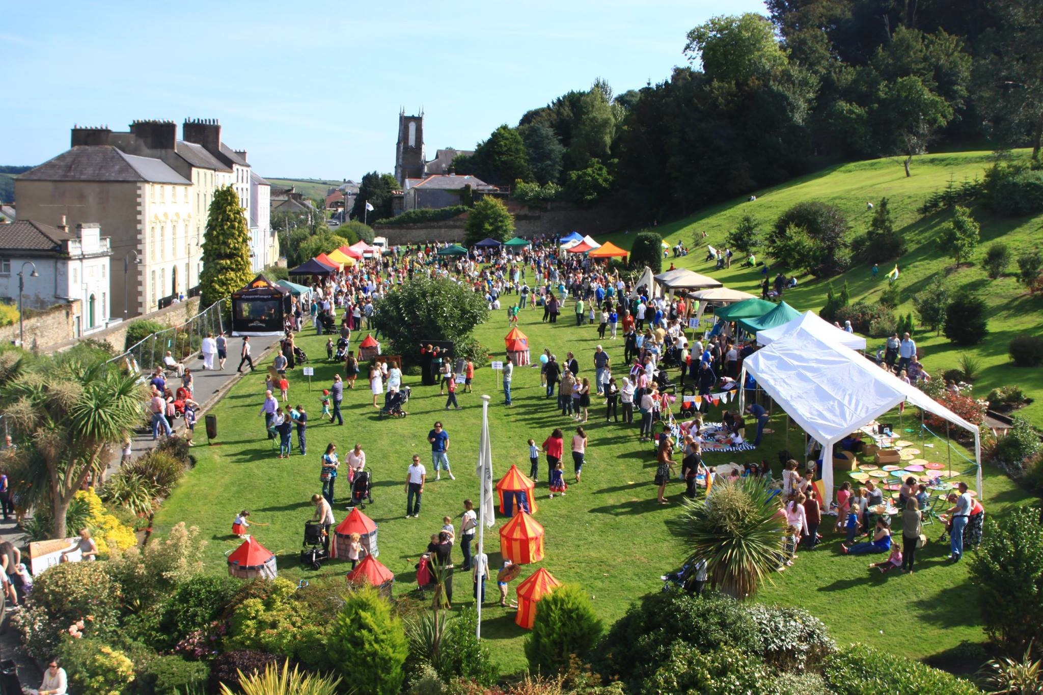 Youghal Medieval Festival - Free Family Event - Ring of Cork