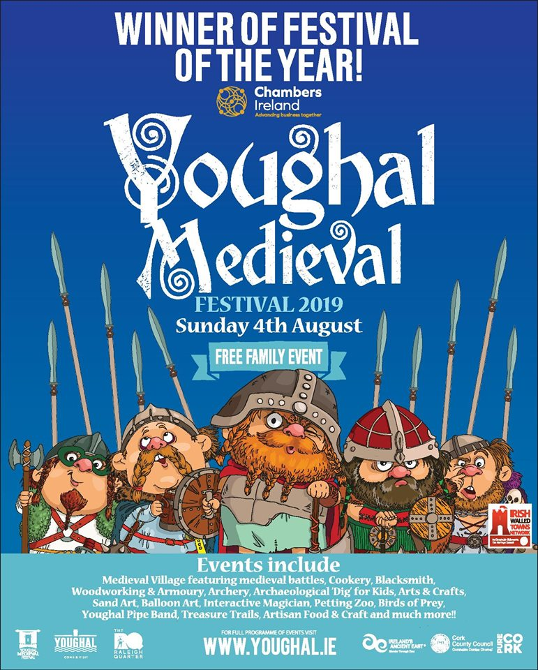 Youghal Medieval Festival 2019 | Ring Of Cork | www.ringofcork.ie