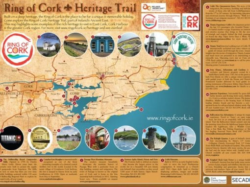 Heritage Trail Map Pad | Ring Of Cork | www.ringofcork.ie