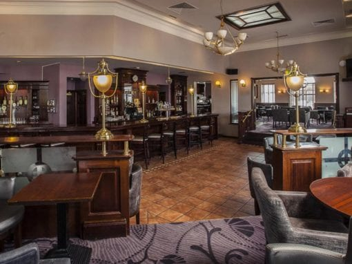 The Malting's Restaurant at the Midleton Park Hotel - Ring of Cork
