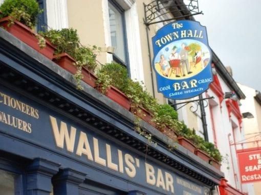 Wallis Bar, Midleton - Ring of Cork