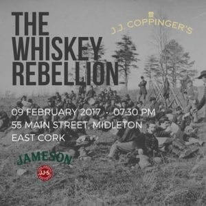 The Whiskey Rebellion - Ring of Cork