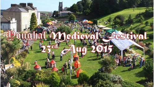 Youghal Medieval Festival - Ring of Cork