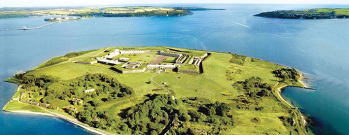 Spike Island Open Weekend - Ring of Cork