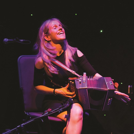 SHARON SHANNON Ballymaloe Grainstore - Ring of Cork