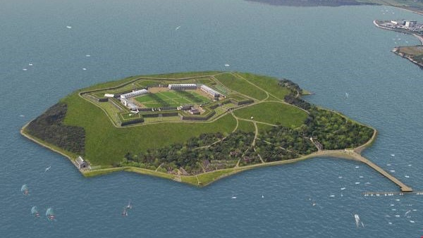 Spike Island | Ring Of Cork | www.ringofcork.ie