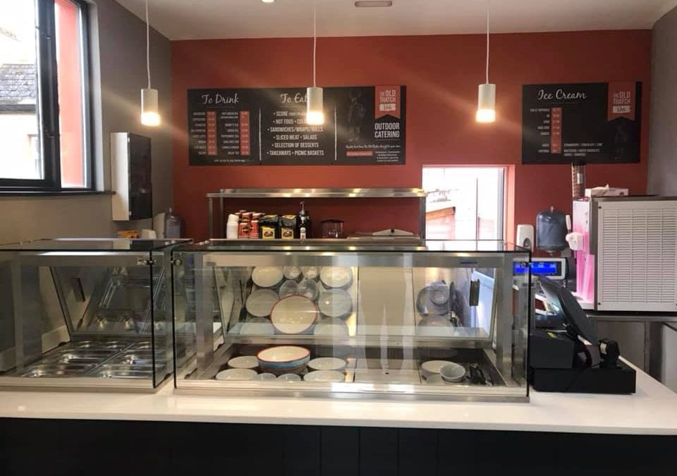 The Old Thatch, Killeagh Open their new Deli
