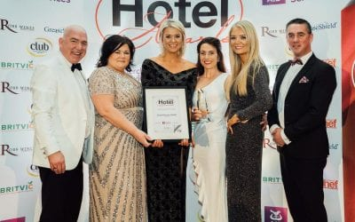 Oriel House Hotel Awarded Irish Hotel of The Year 2019