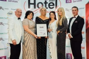 Oriel House Hotel Awarded Irish Hotel of The Year 2019 - Ring of Cork