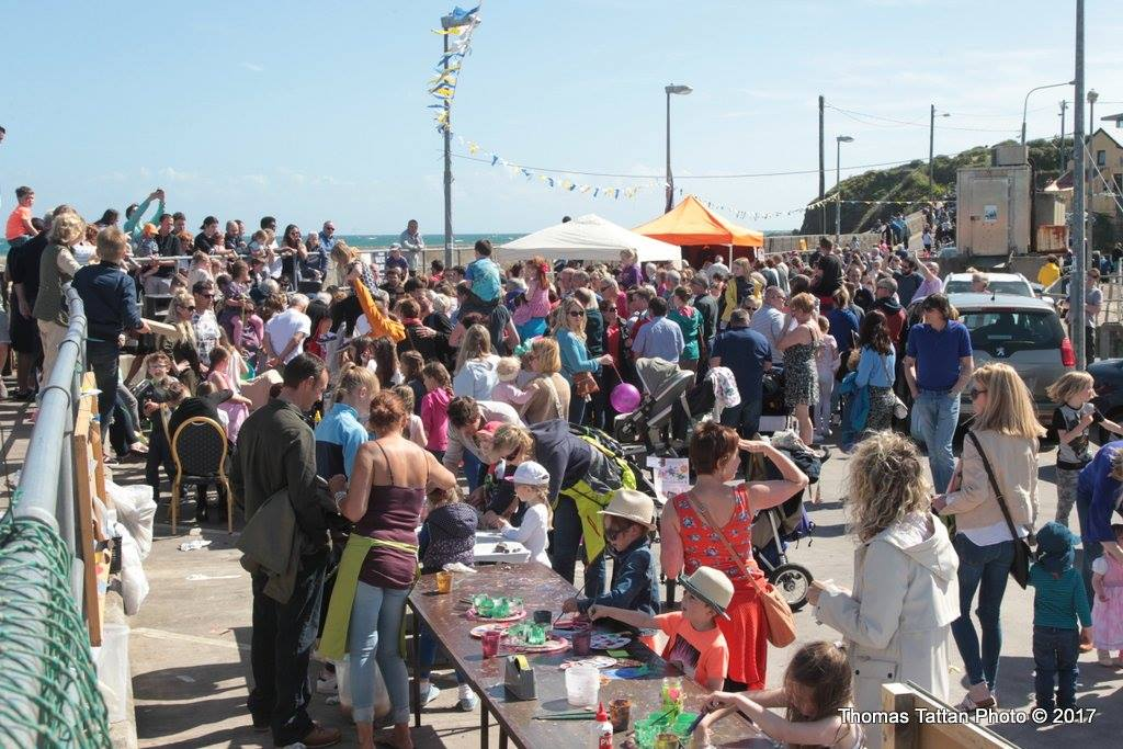 Ballycotton Seafood & Shanty Festival Family Fun Day - Ring of Cork