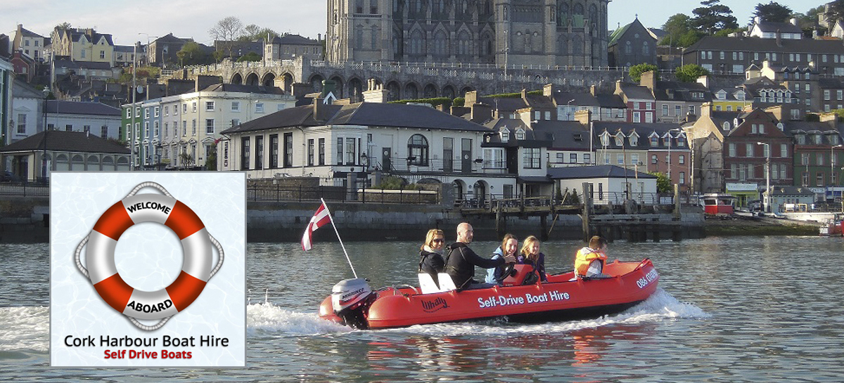 Cork Harbour Boat Hire | Ring Of Cork | www.ringofcork.ie