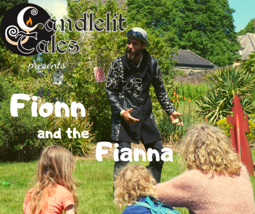 Storytelling at Fota Wildlife: Fionn and the Fianna - Ring of Cork