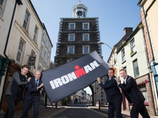 Fáilte Ireland IRONMAN Customer Service Training - Ring of Cork
