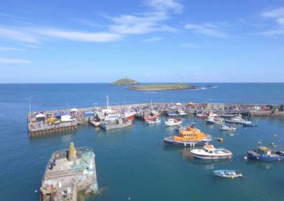 Ballycotton Pier | Ring Of Cork | www.ringofcork.ie