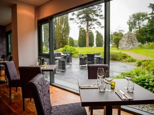 Franchini's Italian Restaurant at Castlemartyr Resort - Ring of Cork