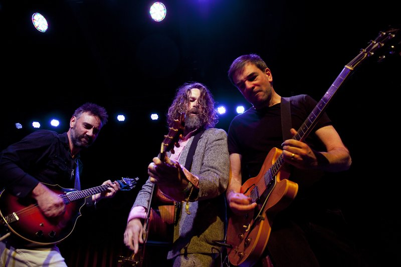 The Hothouse Flowers acoustic trio at The Grainstore - Ring of Cork