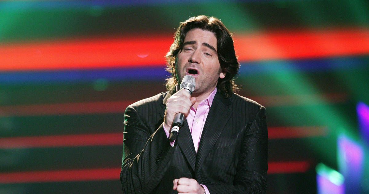 Brian Kennedy at The Grainstore - Ring of Cork
