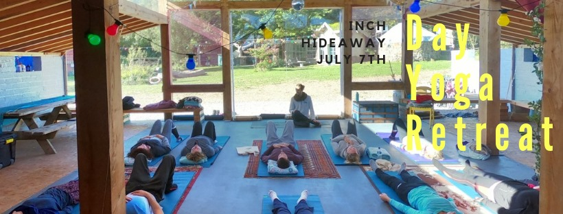 Day Yoga Retreat at Inch Hideaway - Ring of Cork