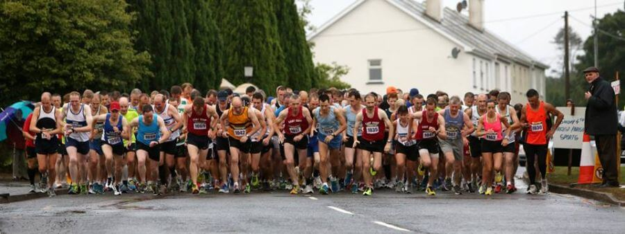 Conna 5K Road Race - Ring of Cork