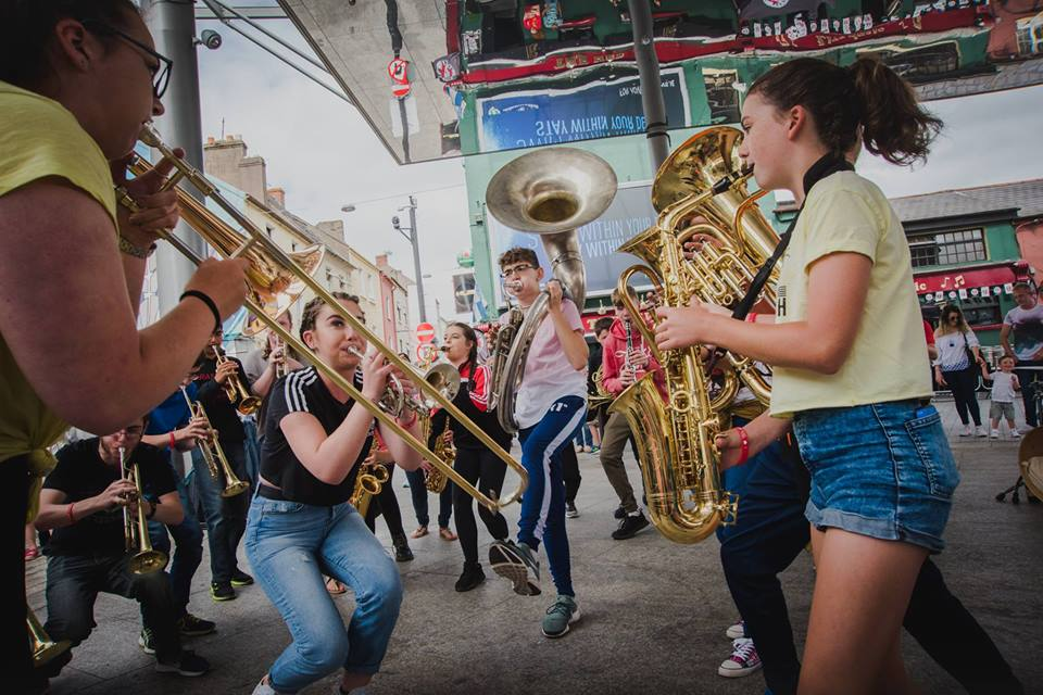 Rebel Brass Fota Wildife | Ring Of Cork | www.ringofcork.ie
