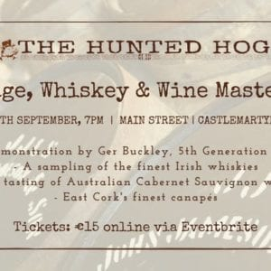 Hunted Hog FEast | Ring Of Cork | www.ringofcork.ie