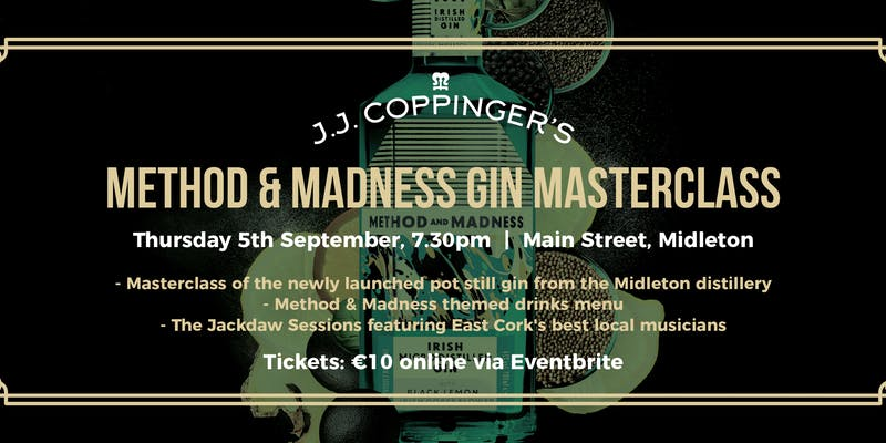JJ Coppingers fEast Event | Ring Of Cork | www.ringofcork.ie