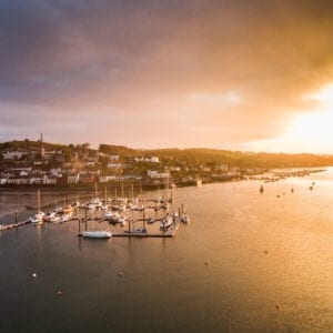 Sail & Seafood Event with Smooth Songs and High Seas - Ring of Cork