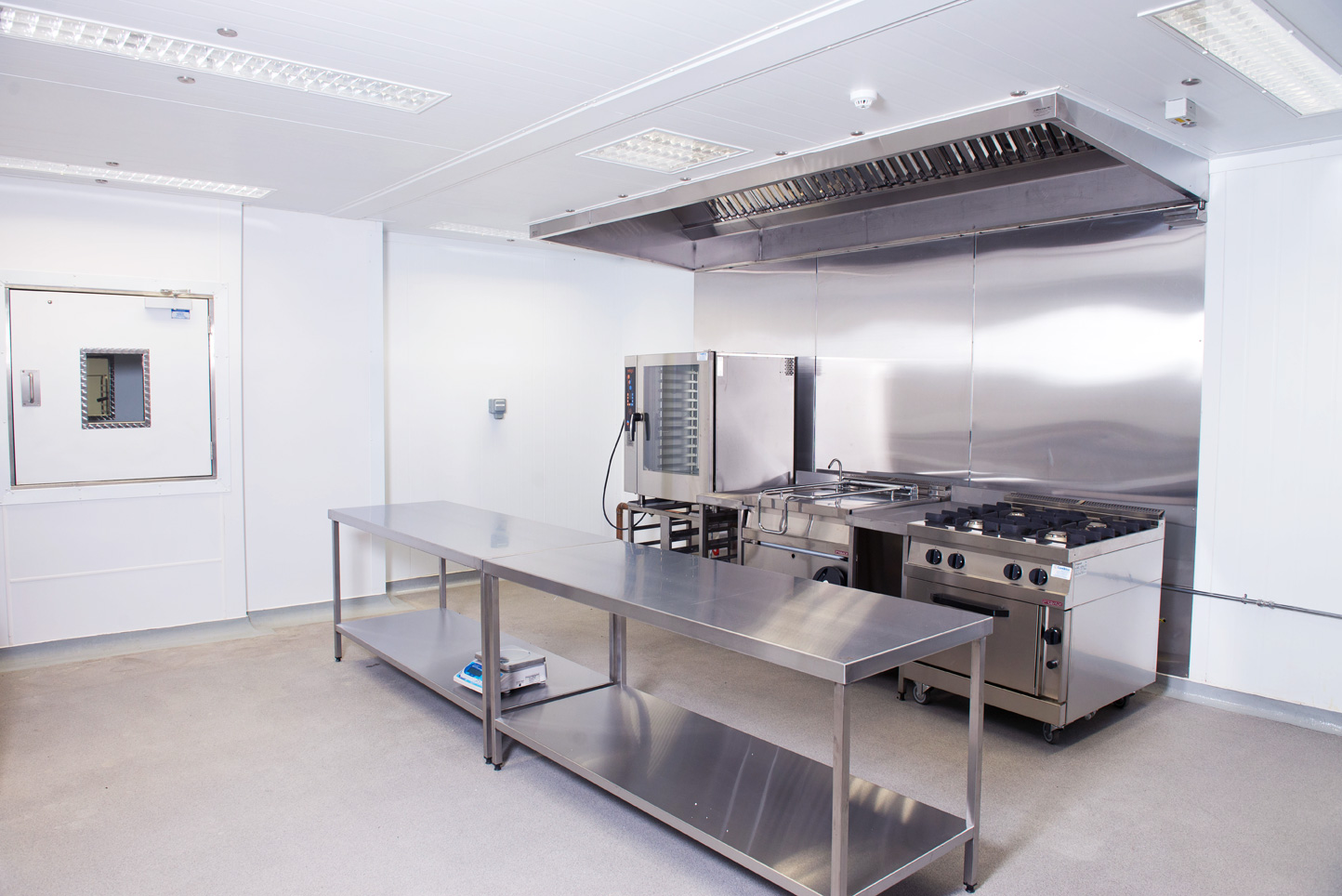 Cork Incubator Kitchens