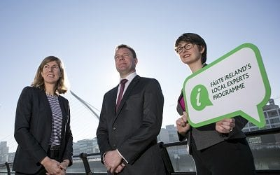 Fáilte Ireland's Local Experts programme comes to Cork