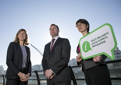 Fáilte Ireland's Local Experts programme comes to Cork - Ring of Cork