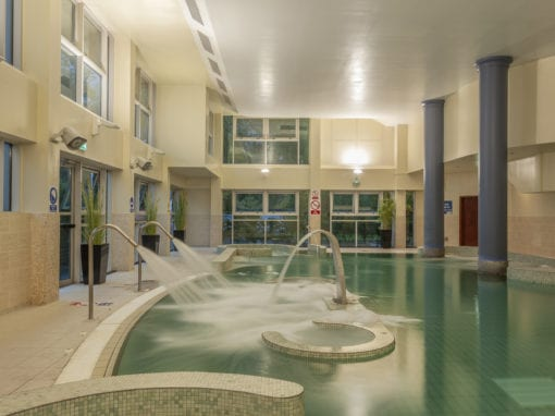 Radisson Blu Hotel Cork Pool | www.ringofcork.ie | Ring of Cork