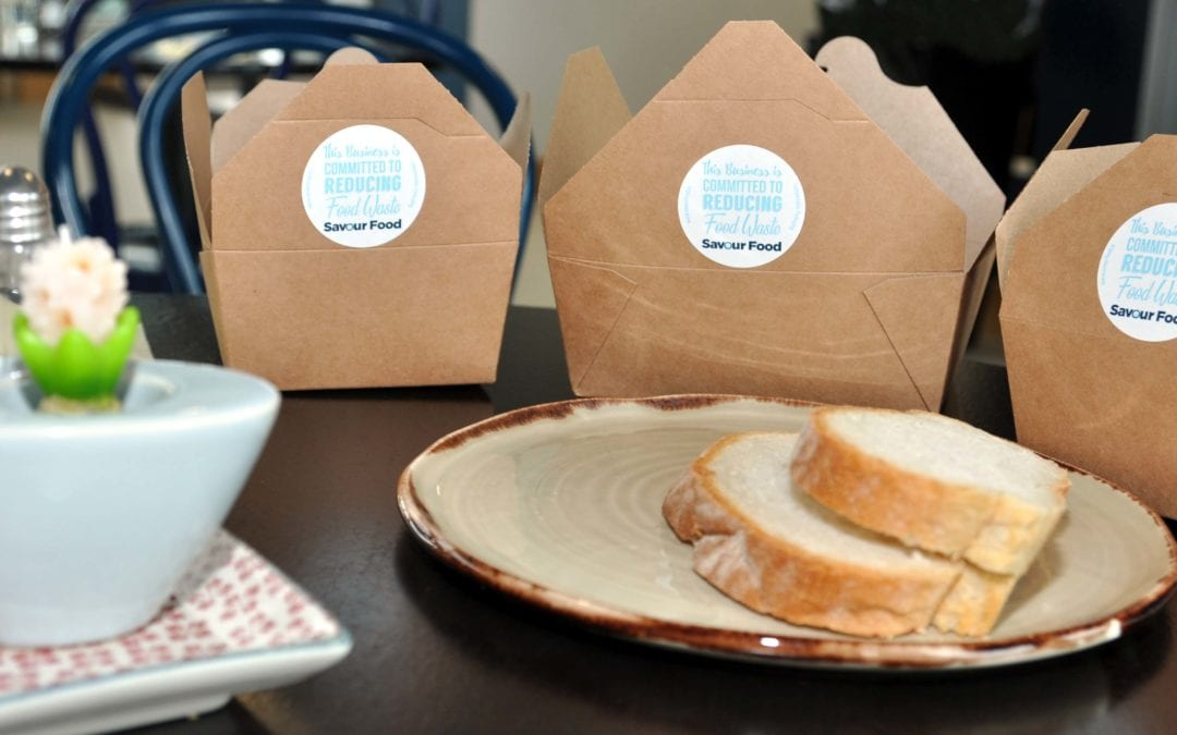 Compostable Take-away Boxes to Cut Food Waste For Irish Businesses
