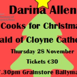 Darina Allen Cooks for Christmas | www.ringofcork.ie | Ring of Cork