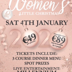 Women's Little Christmas Ballincollig - Ring of Cork