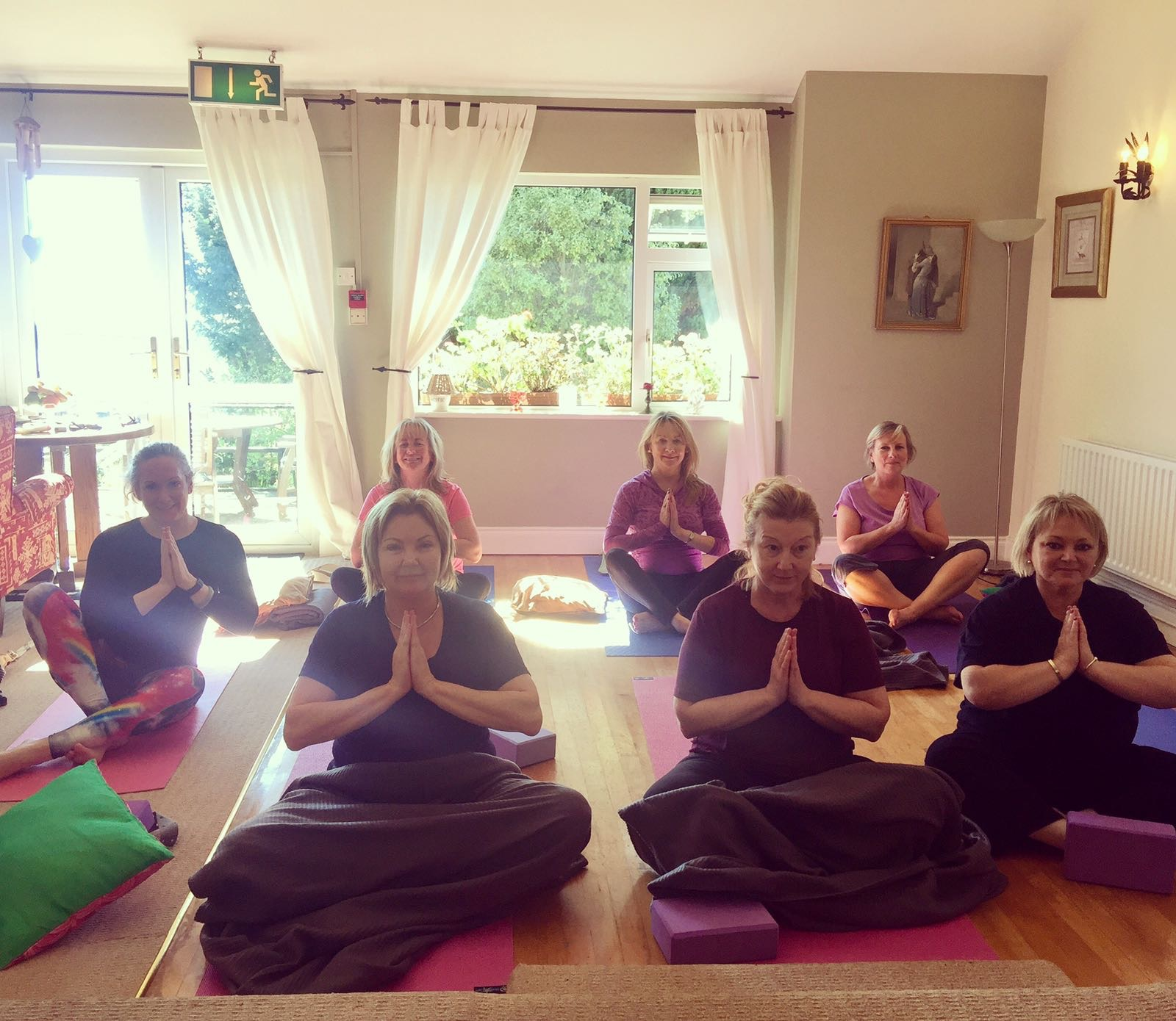 Yoga Retreat at Robin Hill Sanctuary - Ring of Cork