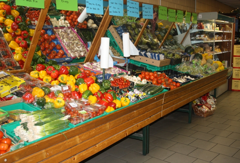 The Village Greengrocer and Food Hall | www.ringofcork.ie | Ring of Cork