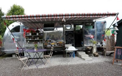 The Food Truck and Field Cafe at Ballymaloe Cookery School