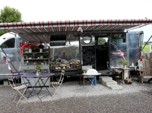 The Food Truck and Field Cafe at Ballymaloe Cookery School - Ring of Cork
